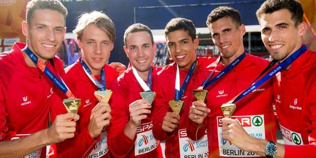 La Belgique à la 11e place du tableau des médailles - La DH