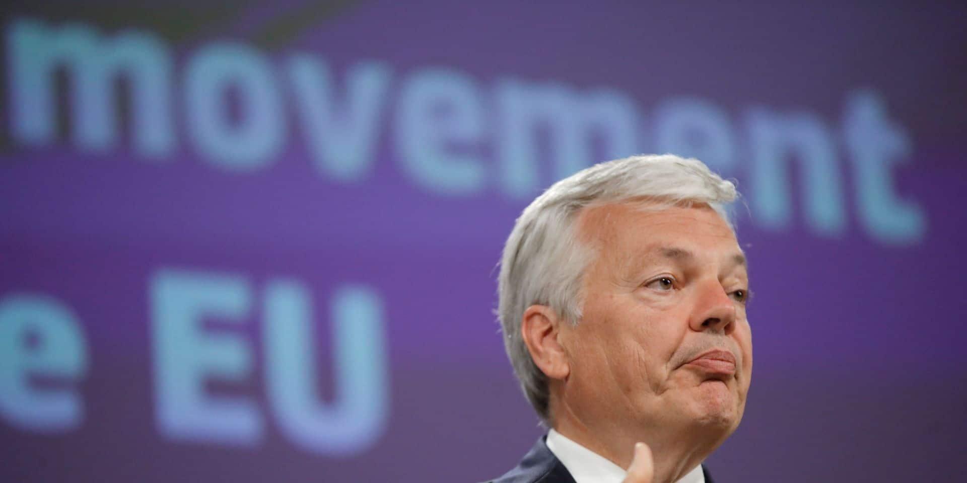 Plus d'un million de citoyens de l'UE ont déjà un certificat Covid