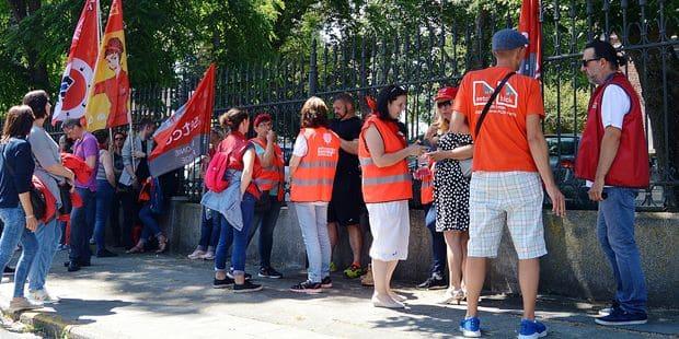 Tournai : La direction du Saftam estime que les revendications du syndicat sont de nature à menacer sa survie - La DH