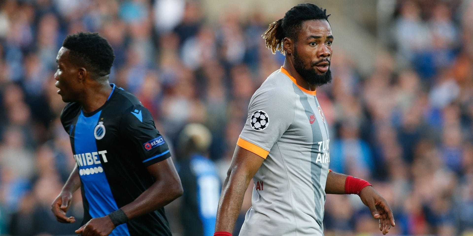 Deux anciennes connaissances du championnat belge offrent la qualification à Galatasaray