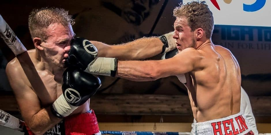 Reprise de la boxe: Helin et Vanackère s'imposent contre leur adversaire croate