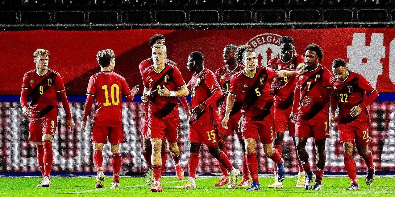Openda homme du match, Vertessen décevant: les notes des Diablotins après la victoire face au Danemark