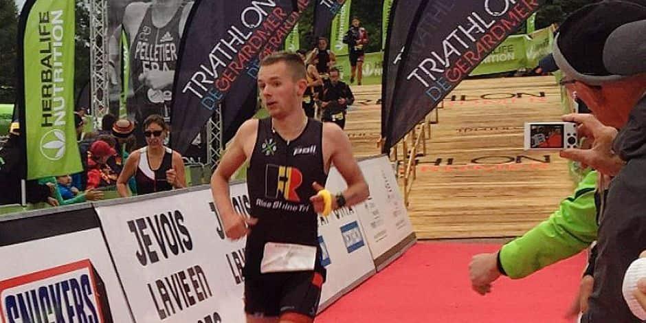 Le triathlon en famille d'Antoine Waltzing