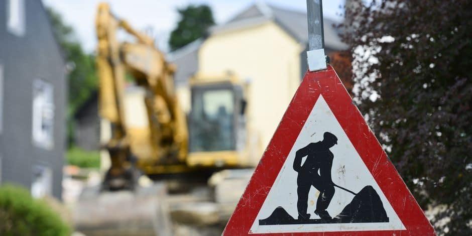 Thuillies: fermeture de la rue de la Cour pendant 3 semaines