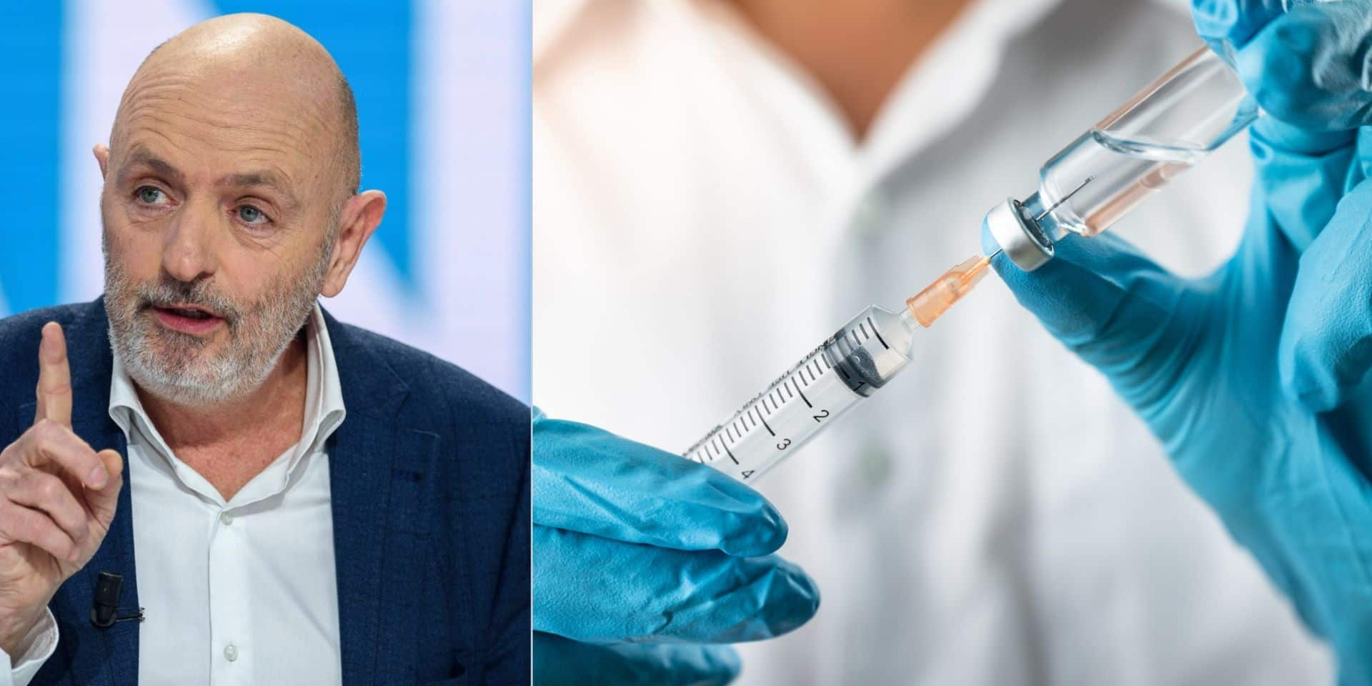 """Le pavé dans la mare : """"Je suis pour une attestation de vaccination et un vaccin obligatoire, une contrainte bien moins grave que celles que nous subissons déjà"""""""