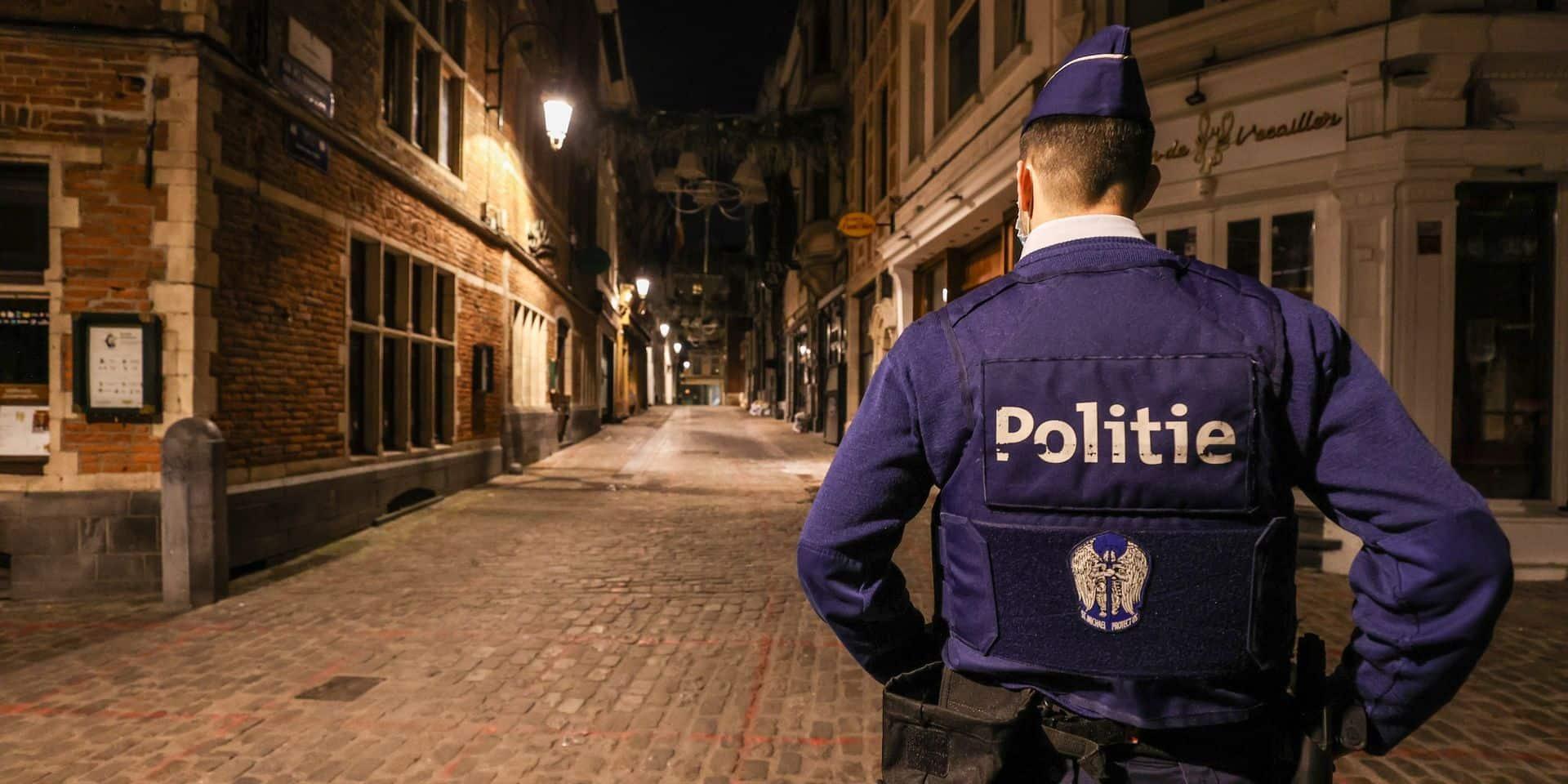 Bruxelles: Enquête ouverte au sujet d'un présumé viol collectif