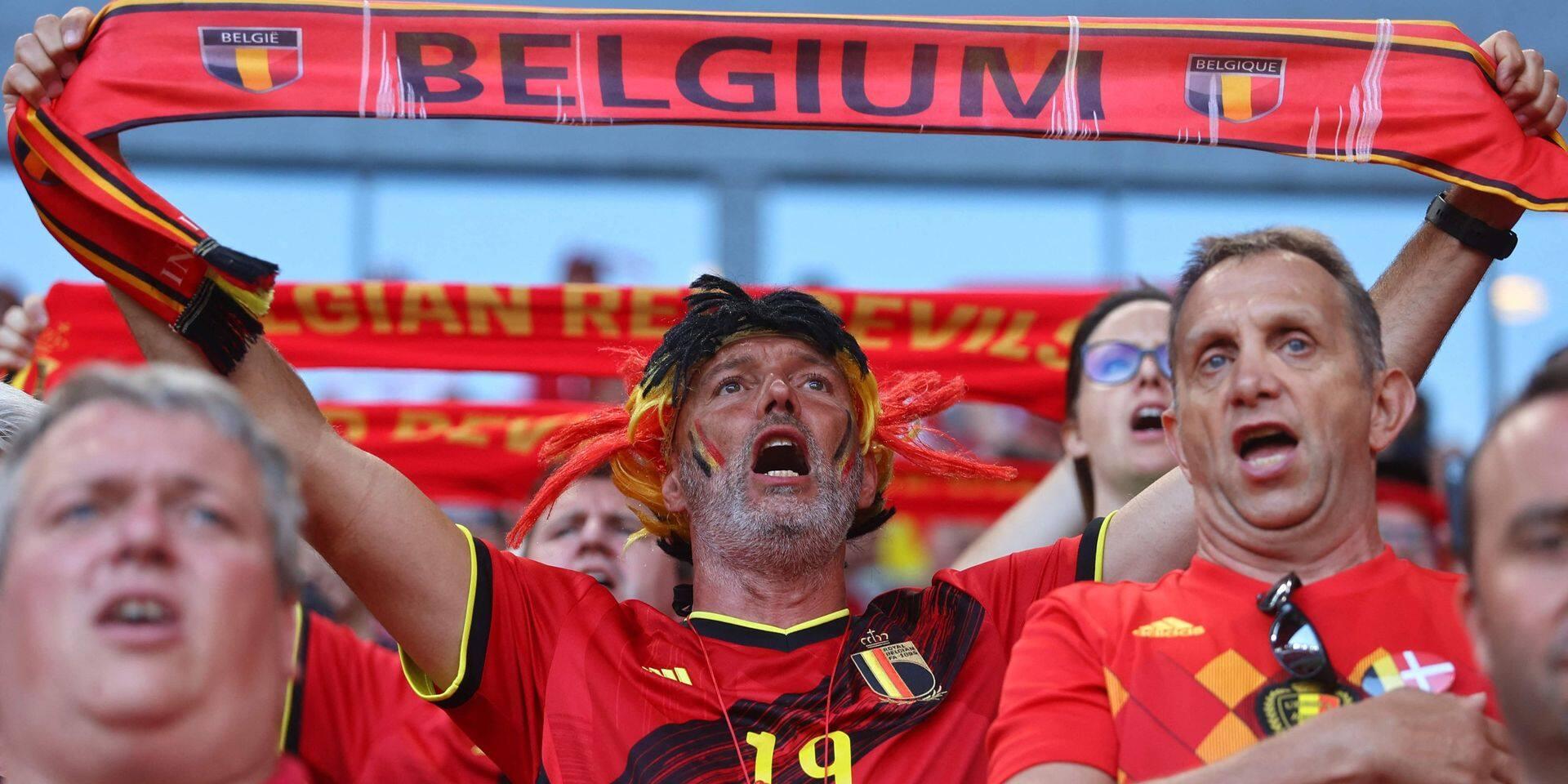 Euro 2020: les supporters belges pourraient être privés de finale