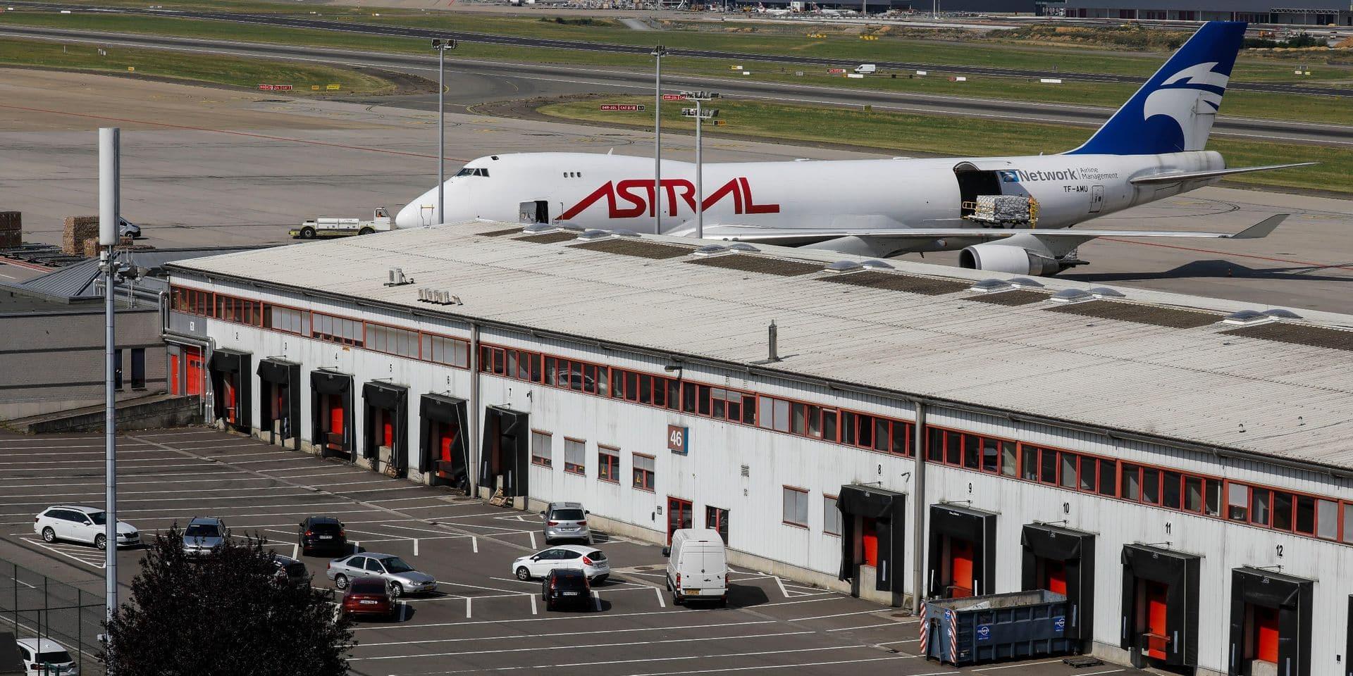 """Après le licenciement de Luc Partoune, Liège Airport a la """"ferme intention"""" de se constituer partie civile"""