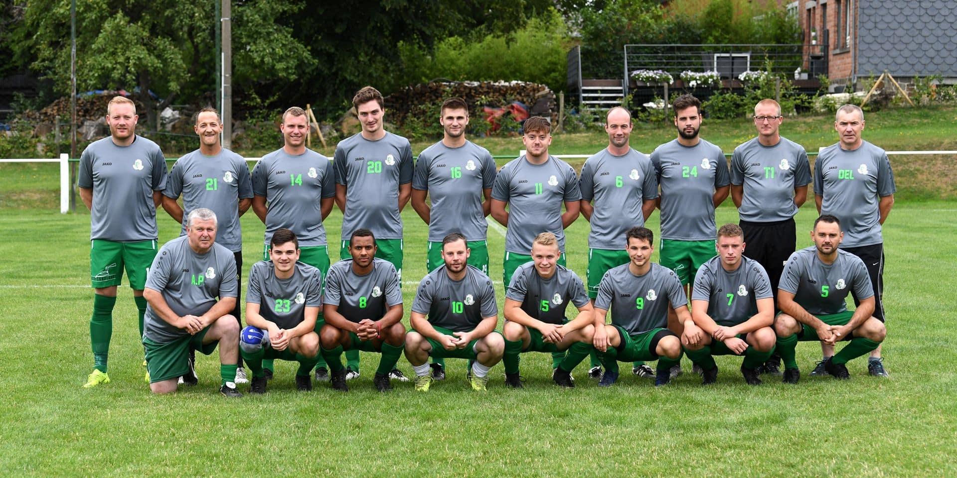 Coupe de la province : Nassogne déjà éliminé !