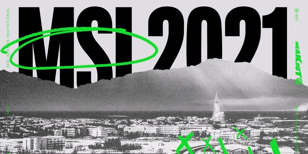 Un volcan en fusion pour le retour des MSI en Islande
