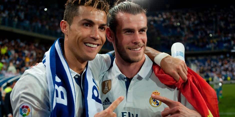 La confidence de Bale sur le départ de Ronaldo — Real Madrid