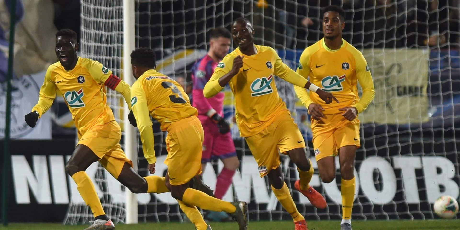 Pau, club de National, élimine Bordeaux (Ligue 1) en 16e de finale de la Coupe de France