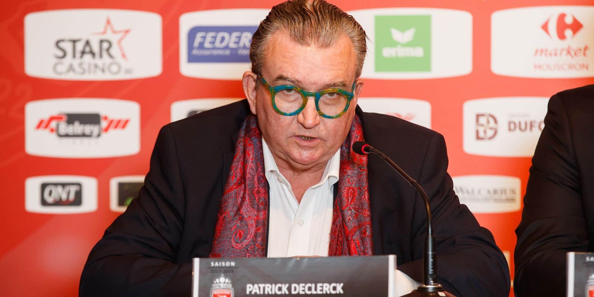 """Mouscron s'est défendu devant la CBAS: """"Pas de commentaires"""""""