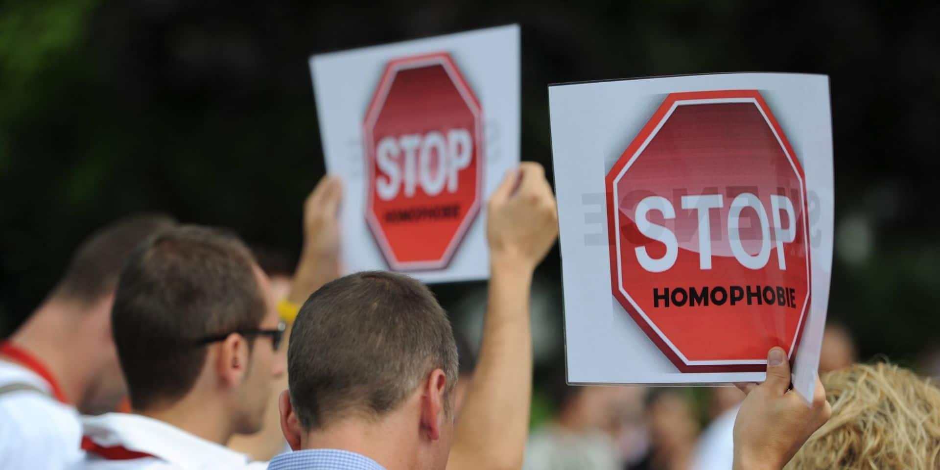 Plus de 1500 actes homophobes perpétrés en Belgique en dix ans