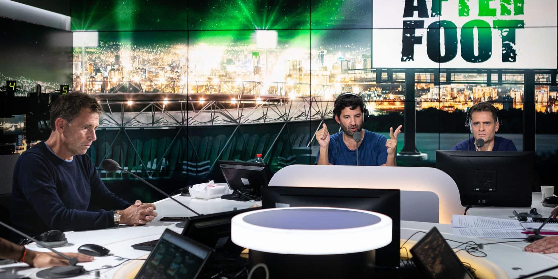 """Immersion au sein de l'émission française à succès l'After Foot: """"On a lancé l'opinion dans le foot, cela n'existait pas en France"""""""