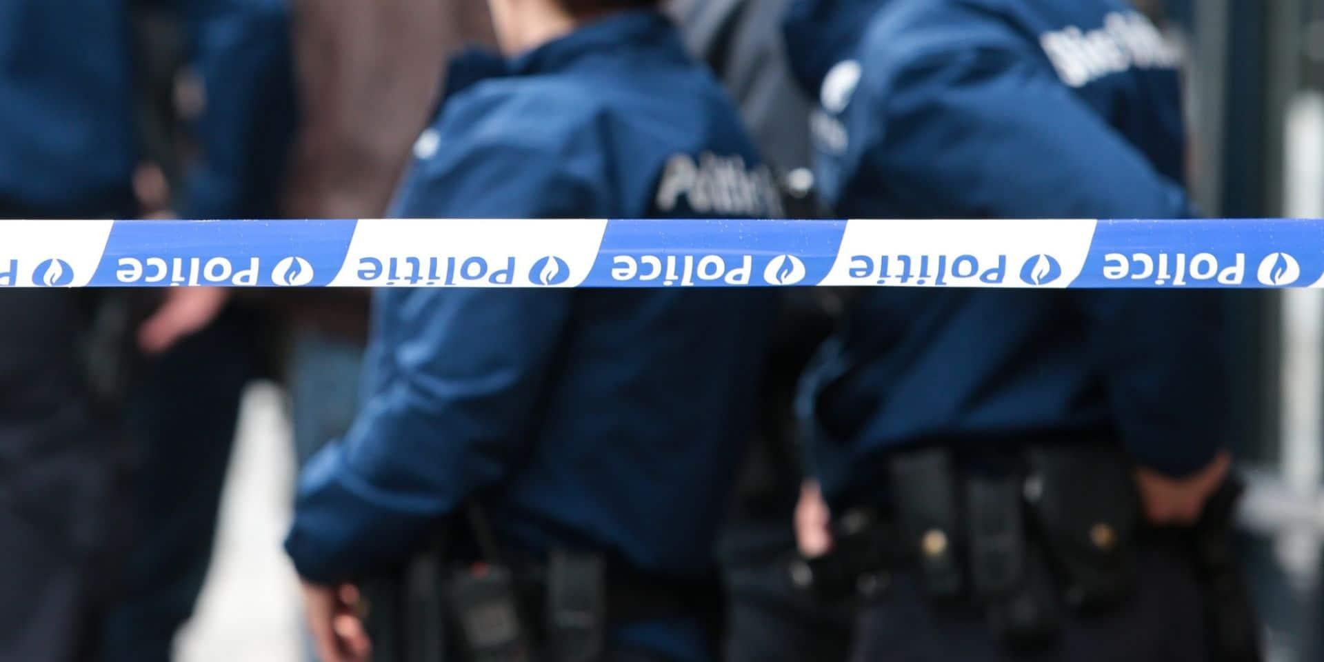 Un homme d'une cinquantaine d'années a été poignardé à mort à Jette