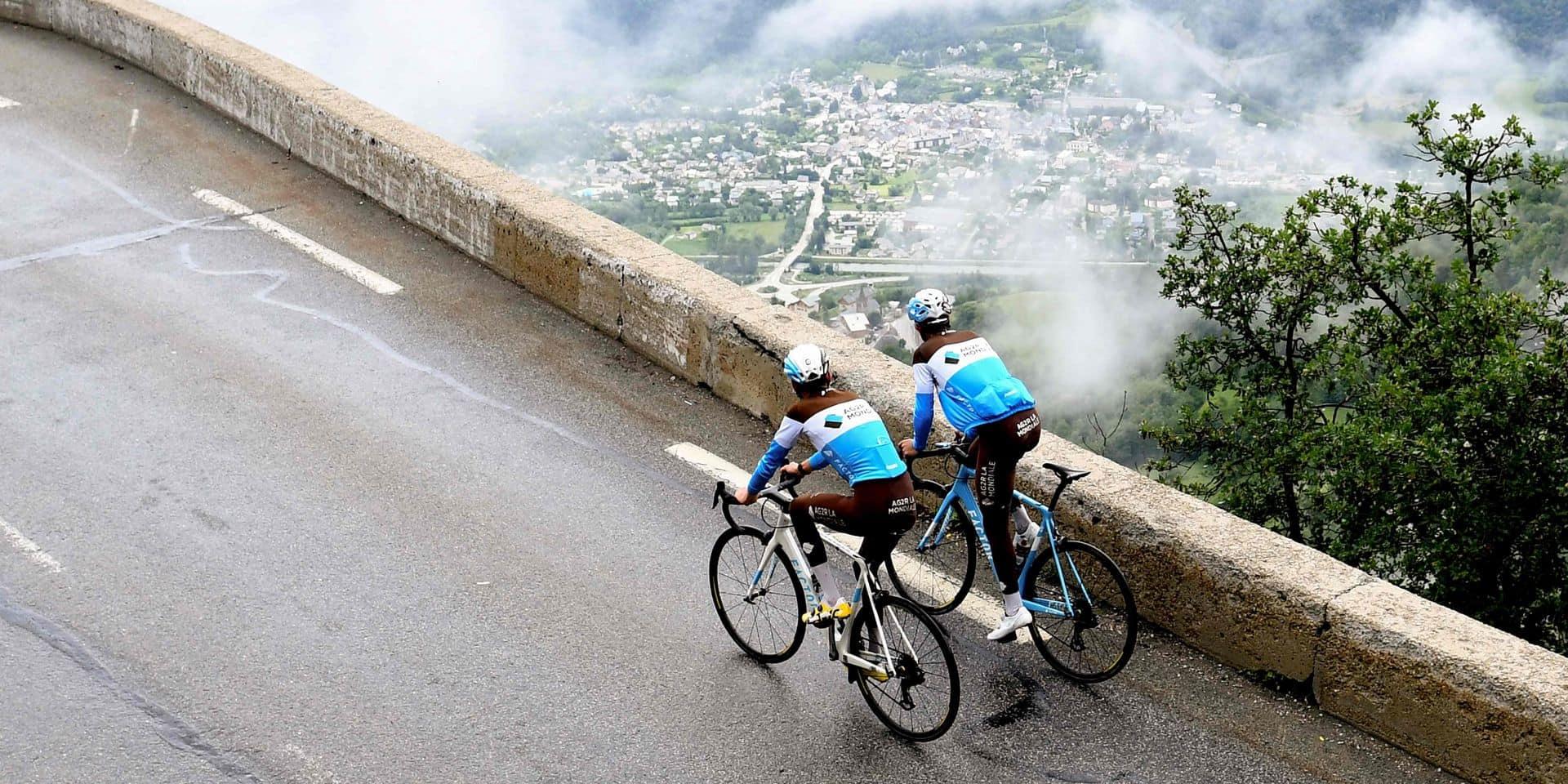 Tour de France J-1: l'Alpe d'Huez et ses 21 virages de légende (LONG FORMAT)