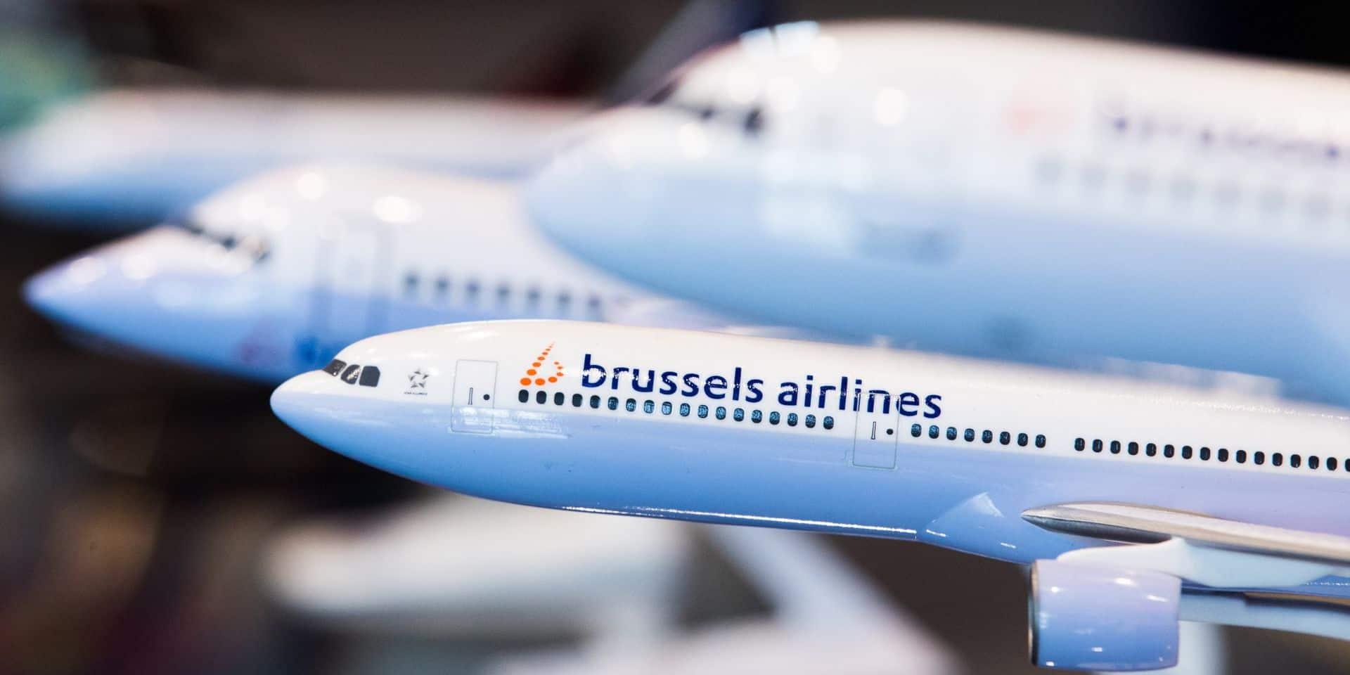 Brussels Airlines : Syndicats et direction concluent un accord de principe sur la restructuration