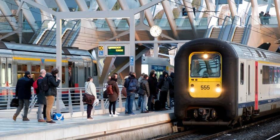 Reprise normale du trafic ferroviaire après 48 heures de grève
