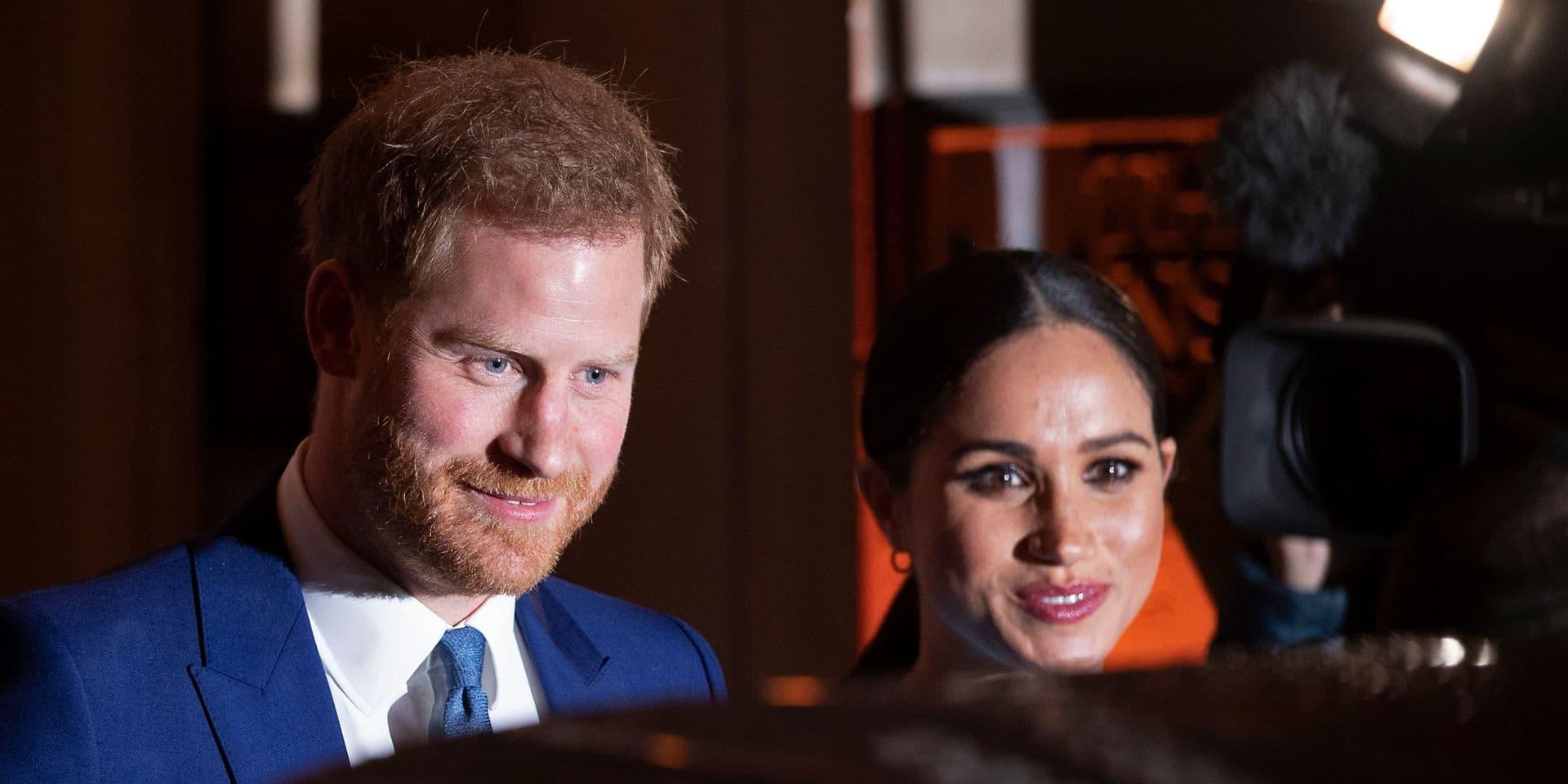 Meghan et Harry rendent un subtil hommage à Diana pour l'anniversaire de sa mort