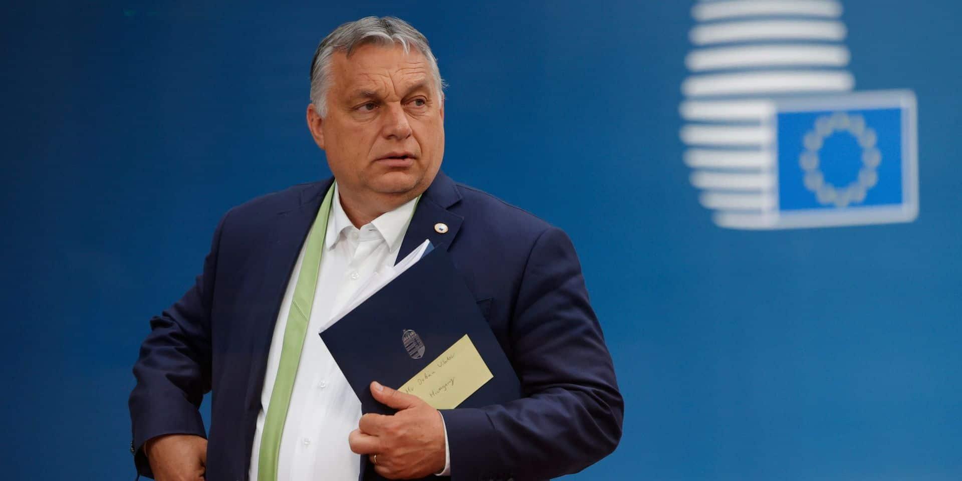 Loi anti LGBTQI+ en Hongrie : Viktor Orban convoque un référendum sur la question