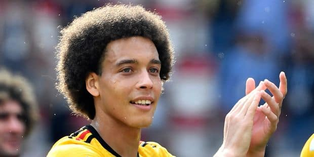 Le Borussia Dortmund confirme un accord avec Axel Witsel - La DH