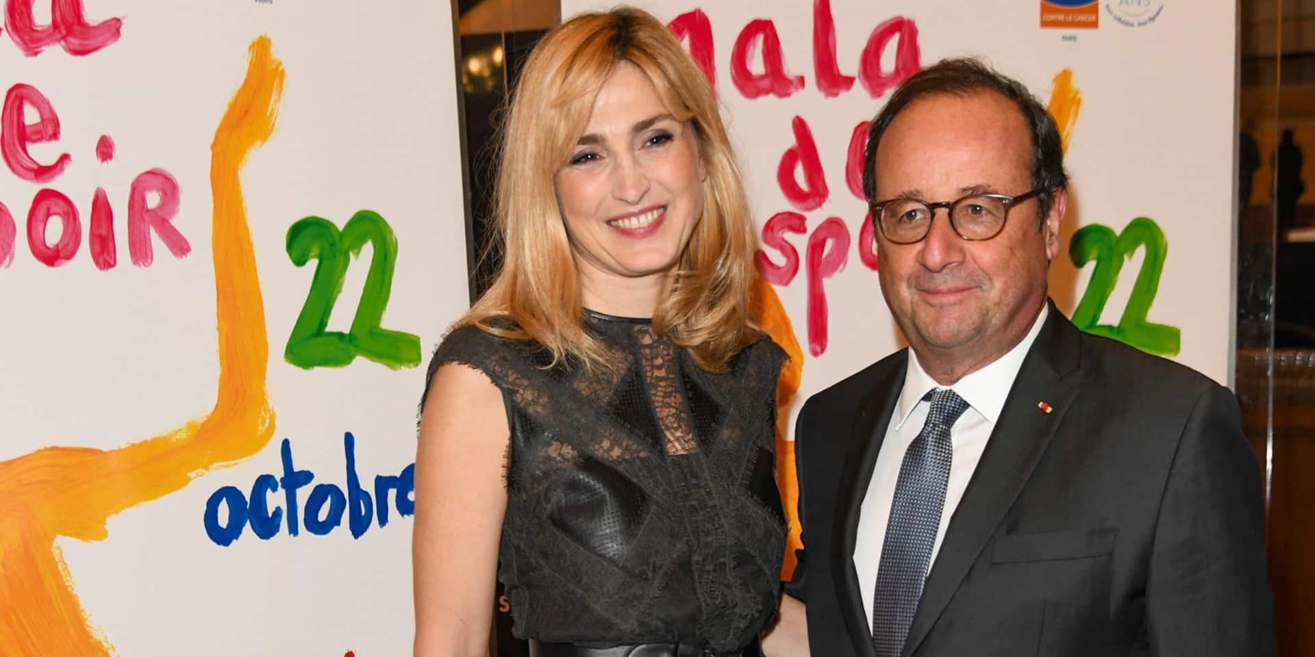 Offrez-vous un dîner en tête-à-tête avec François Hollande et Julie Gayet