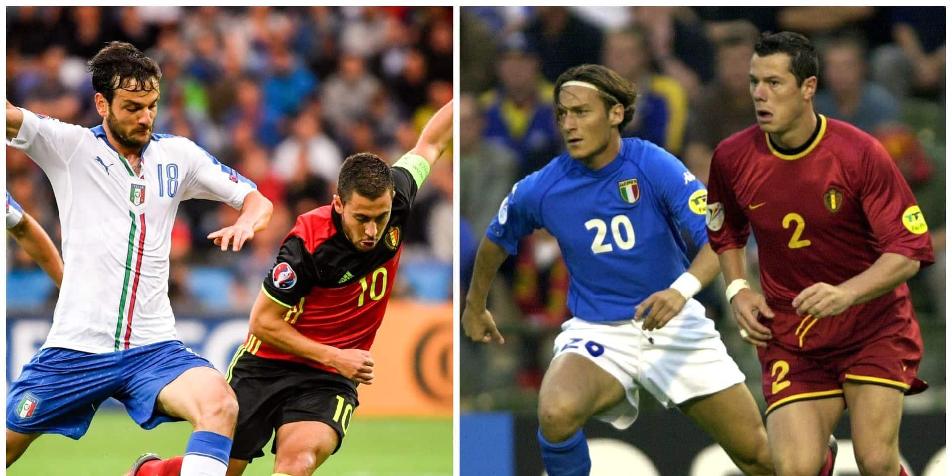 Quiz: êtes-vous incollables sur les grandes rencontres entre l'Italie et la Belgique ?