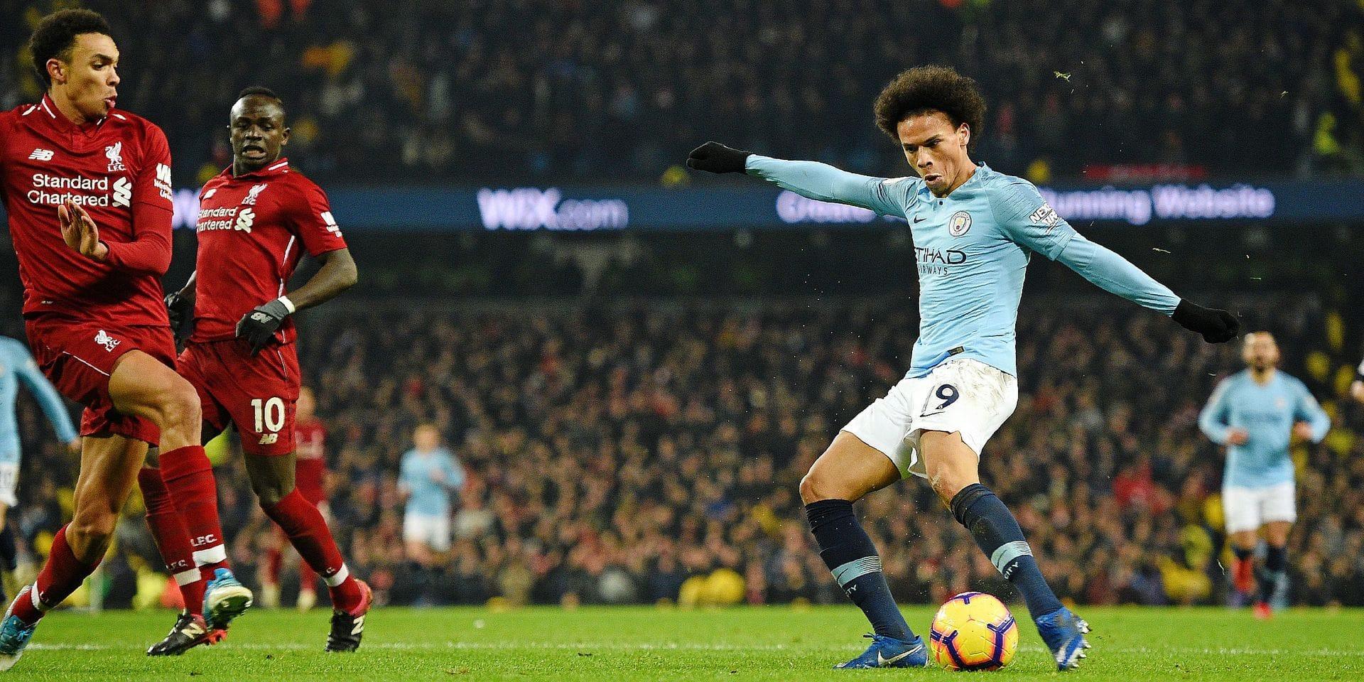 Manchester City: la force du tenant