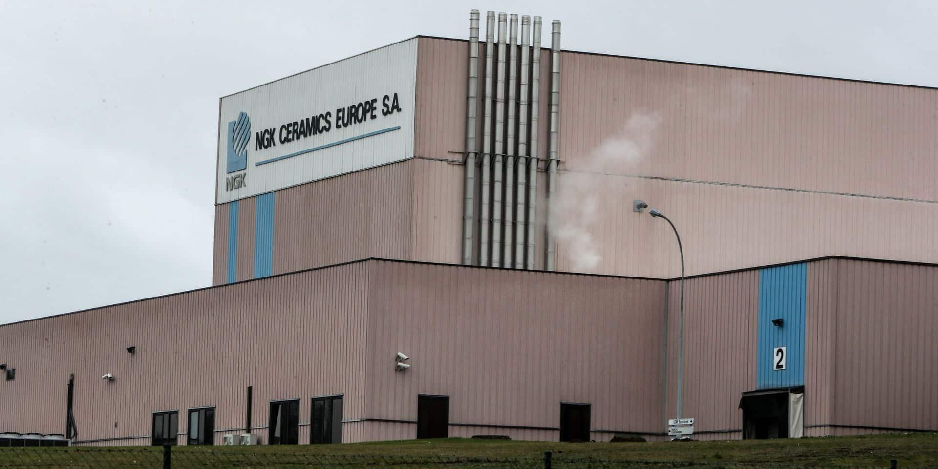 NGK Ceramics Europe investit 19 millions d'euros supplémentaires sur son site de Baudour