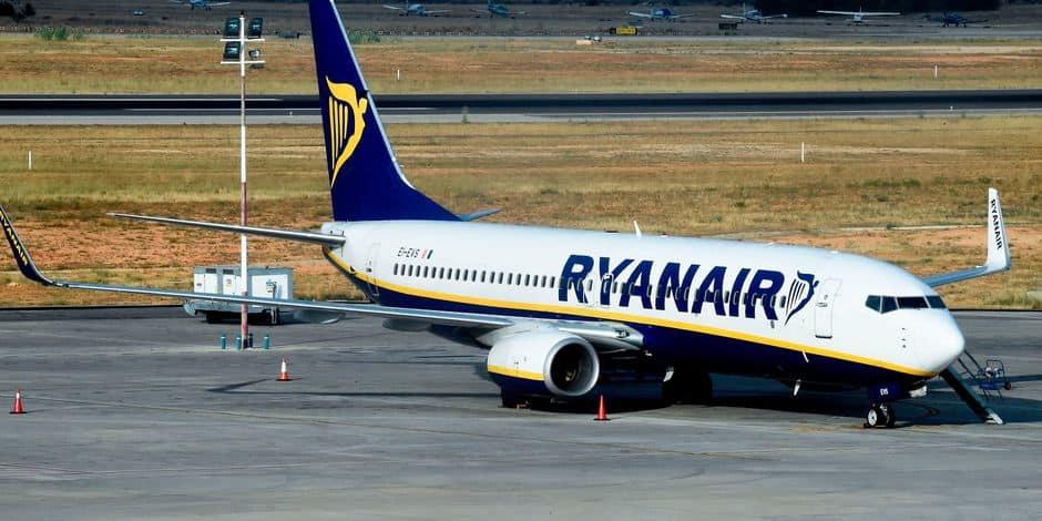 82 vols annulés à l'aéroport de Charleroi ce vendredi — Grève Ryanair