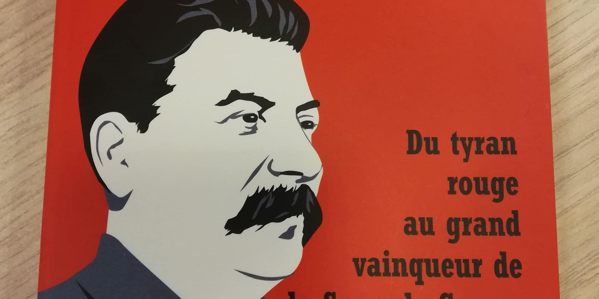 """""""Le phénomène Staline"""", un livre sans concessions: """"La rupture entre la Russie et l'Occident est définitive"""""""