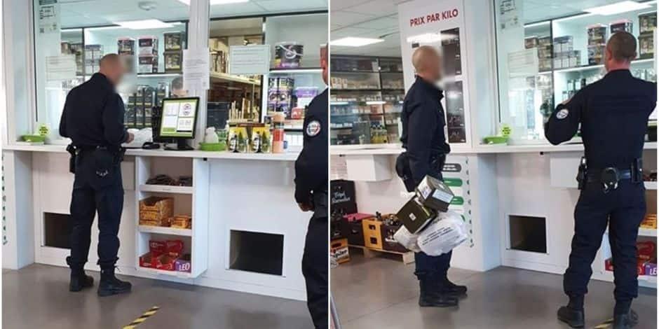 Scandale à la frontière franco-belge : deux policiers français font le plein de tabac en plein confinement