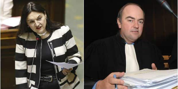 """Le chef de file du MR à Tournai dépose une plainte contre Marie Christine Marghem, """"C'est une menteuse chronique"""" - La D..."""