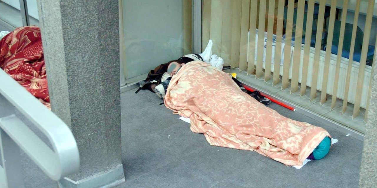 Grands froids : personne ne doit dormir en rue à Liège !