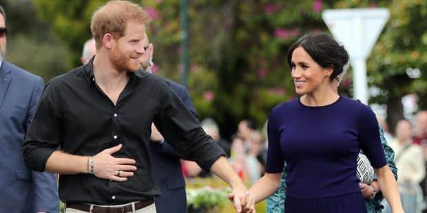 C'est officiel, Meghan Markle et le prince Harry vont déménager - La DH