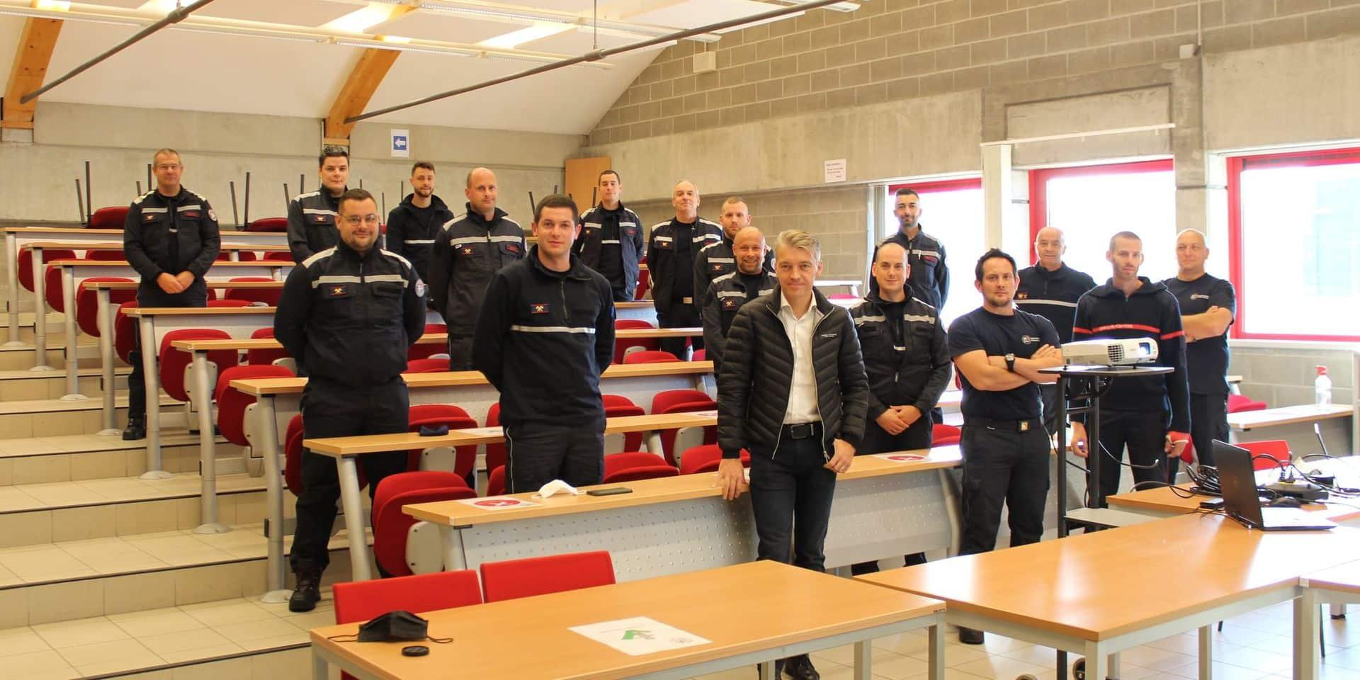 La zone de secours Hainaut-Centre poursuit ses recrutements