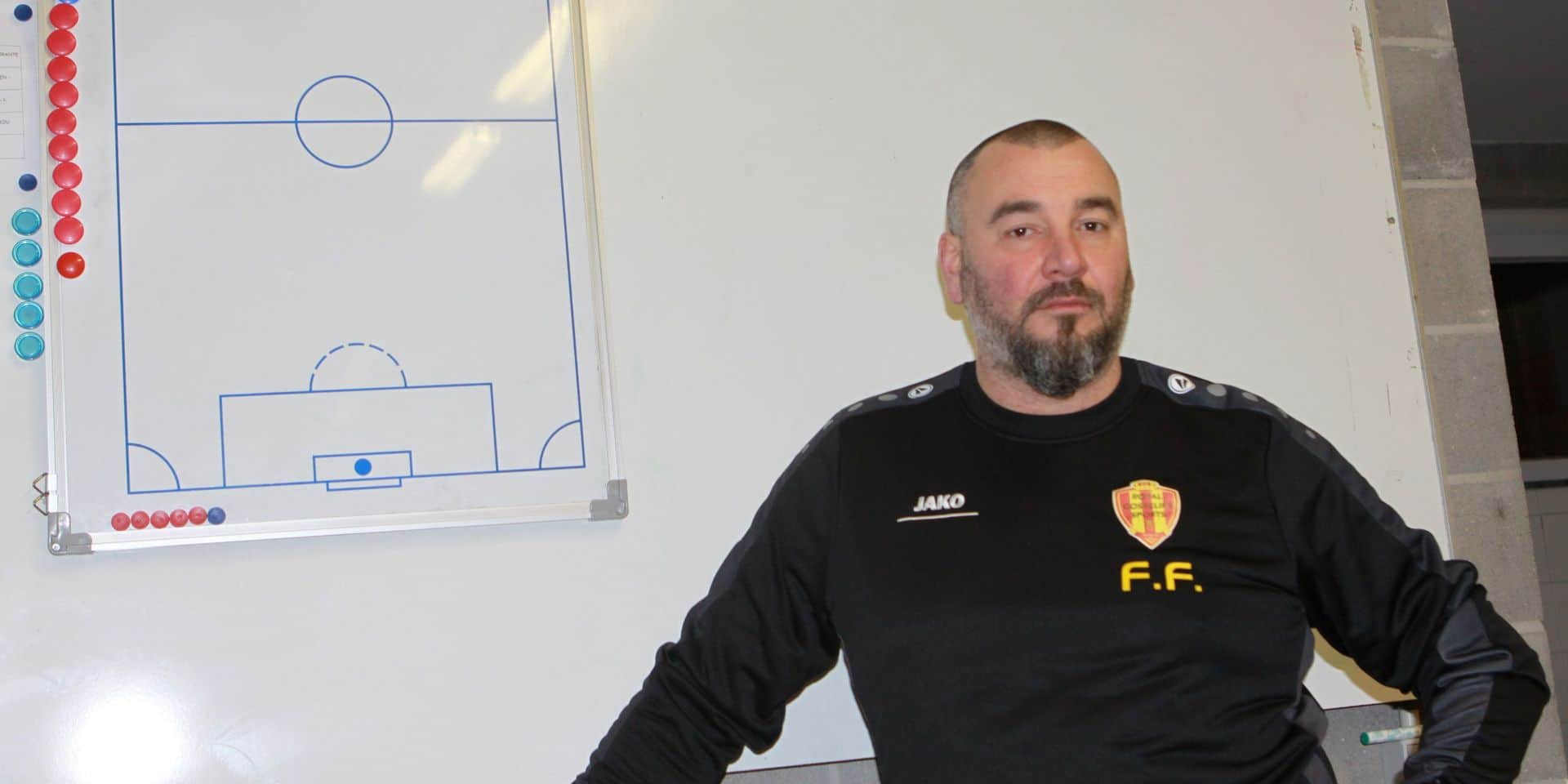 Fabrice Focant quittera Gosselies en fin de saison