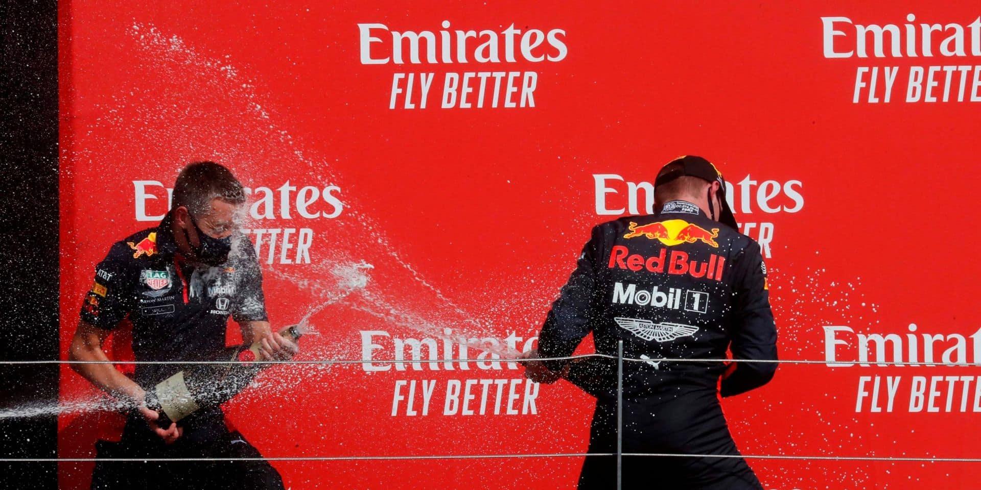 GP de Silverstone : Enfin la réussite pour Red Bull