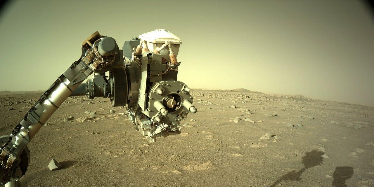 Le robot Perseverance dévoile de nouveaux enregistrements audios de Mars