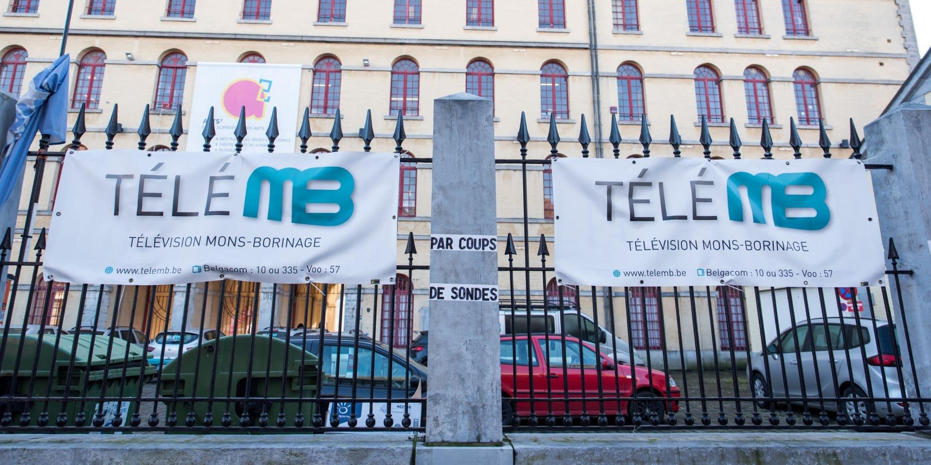 Conflit à TéléMB : la ministre des médias garde ses distances