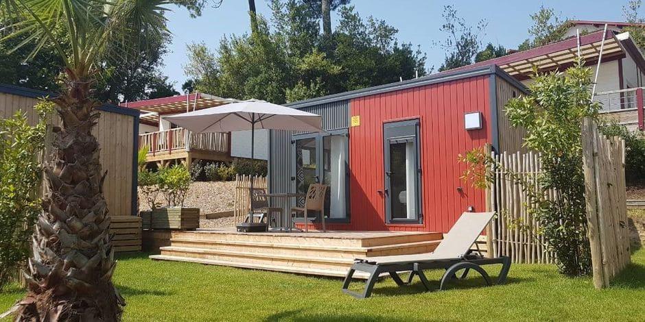 Envie de se loger sans se ruiner? Choisissez le camping Ilbarritz!