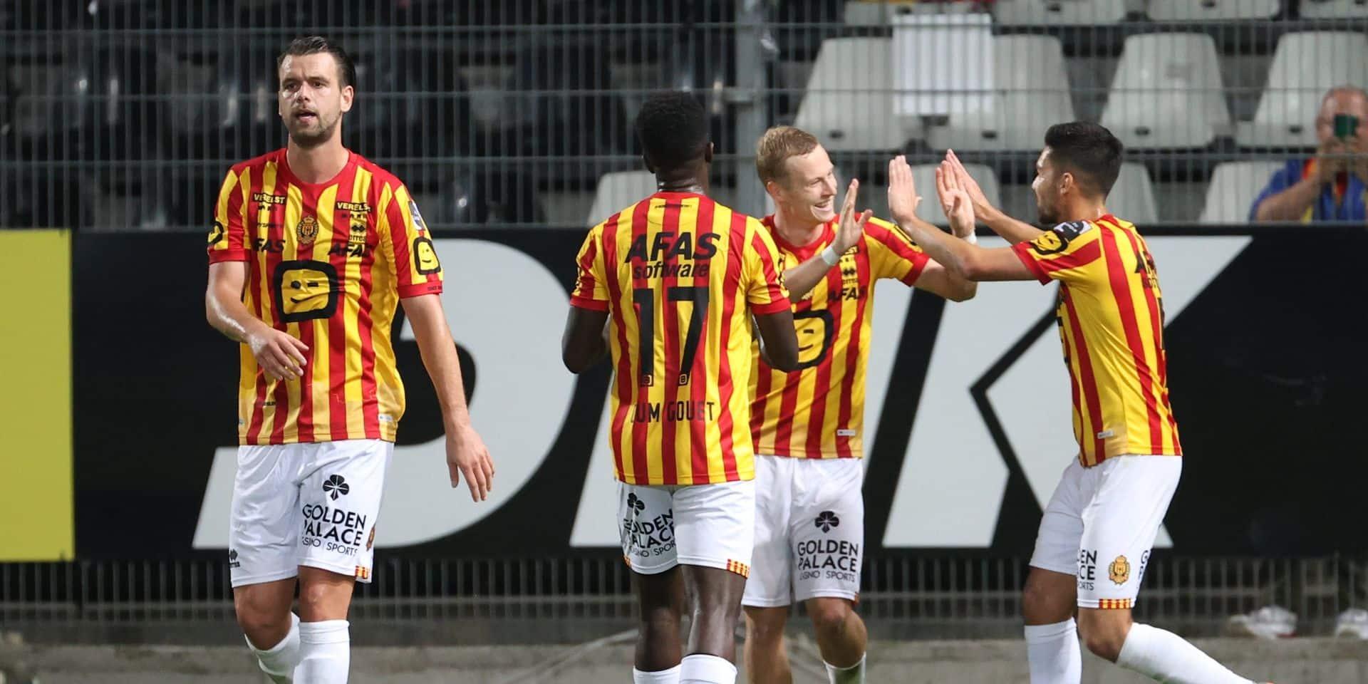 Charleroi perd pour la deuxième fois contre Malines, Genk écrase Seraing et se rapproche de Bruges