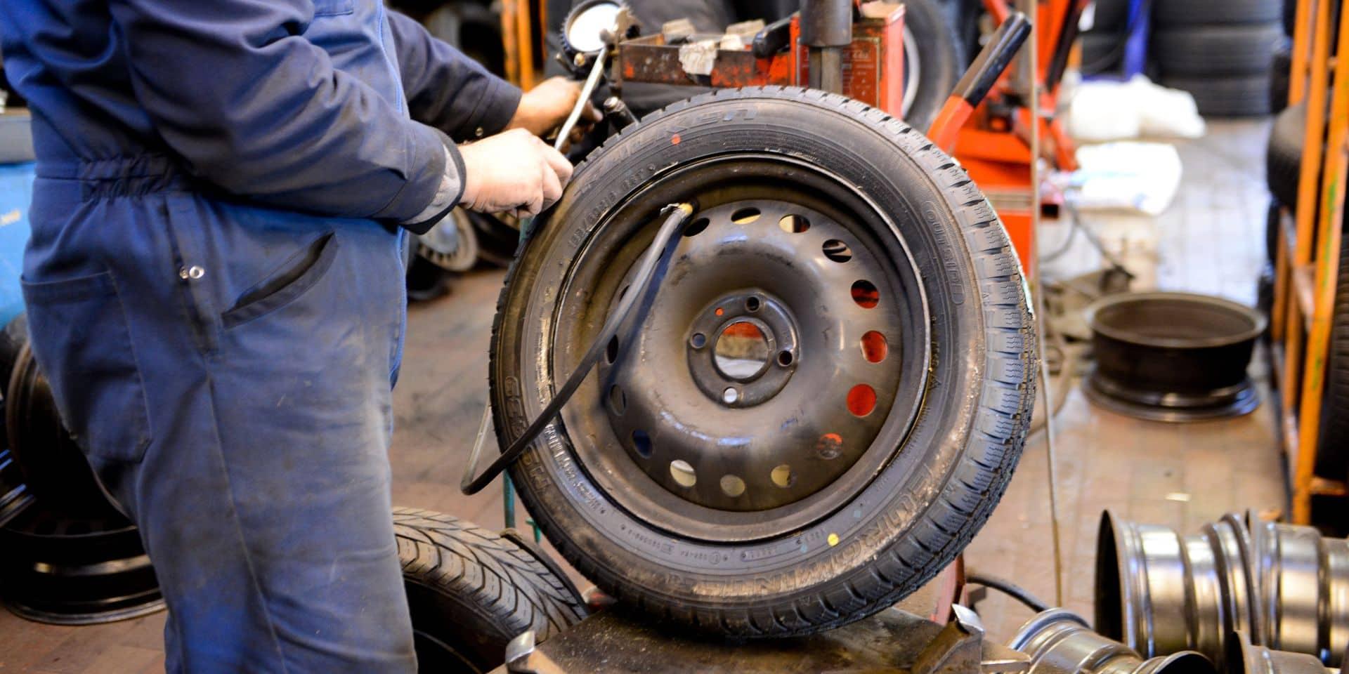 """Pour votre voiture, """"mieux vaut bannir les pneus chinois"""""""