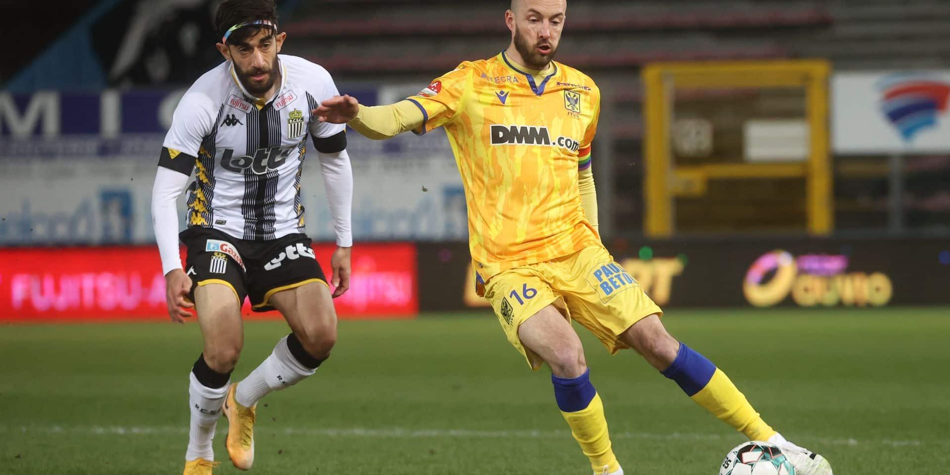 Nouvel échec offensif pour Charleroi: et dire que le Sporting devait jouer de manière offensive