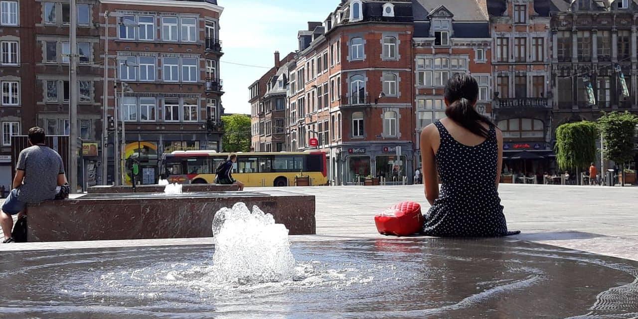 Namur: la phase 2 du plan grandes chaleurs est activée