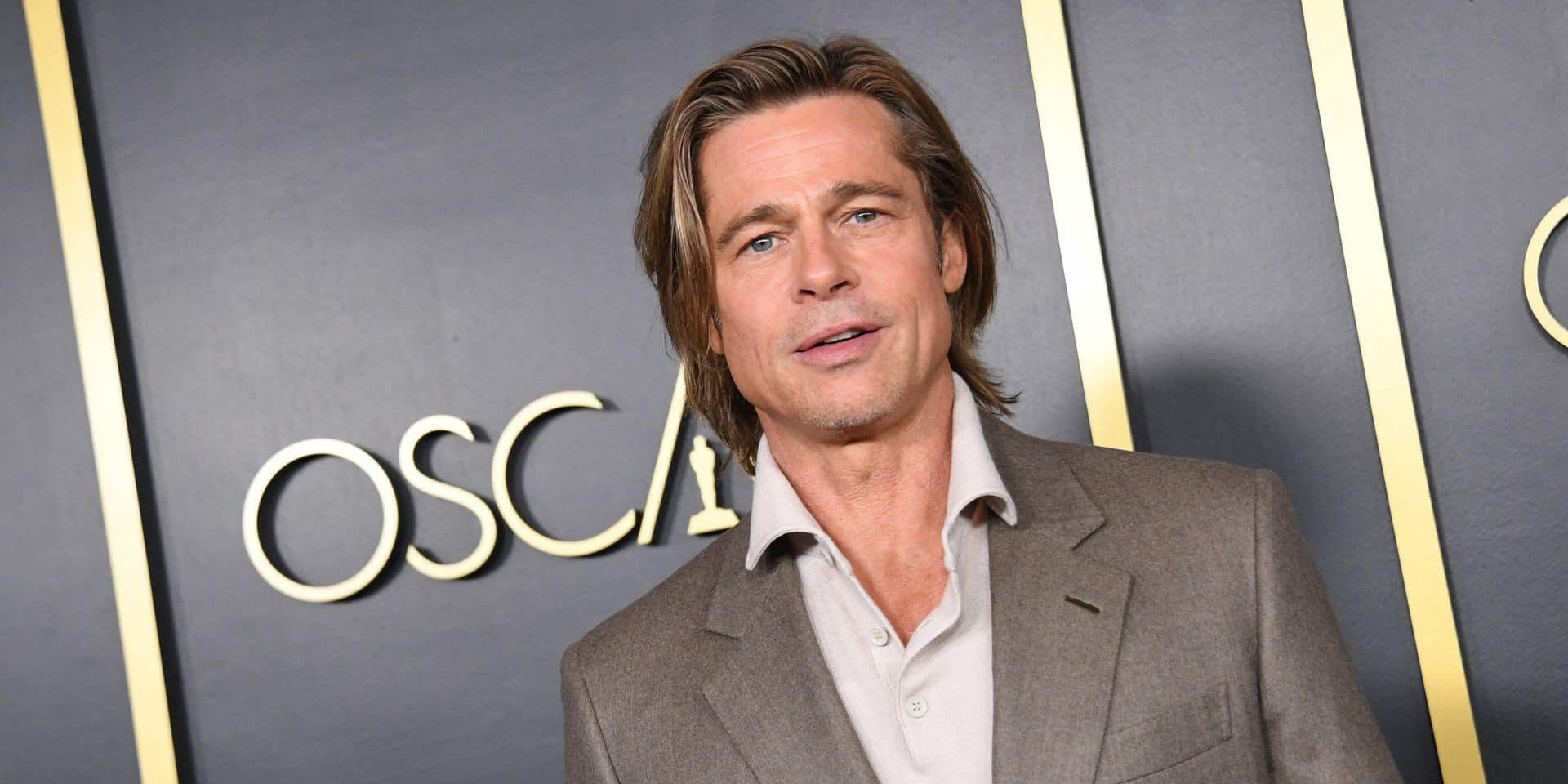 Brad Pitt aperçu mal en point et en fauteuil roulant juste avant les Oscars