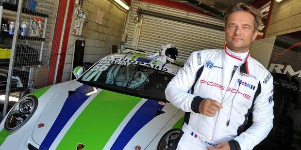 WEC: David Hallyday sur le podium en Porsche - La DH