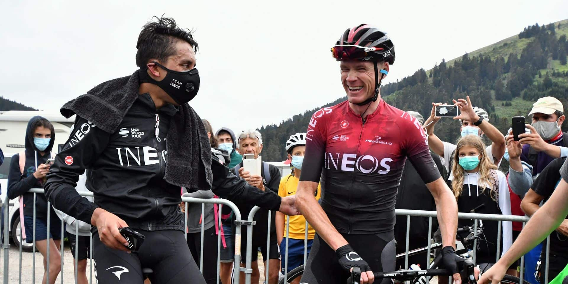 Ineos ira au Tour de France sans Chris Froome et Geraint Thomas !