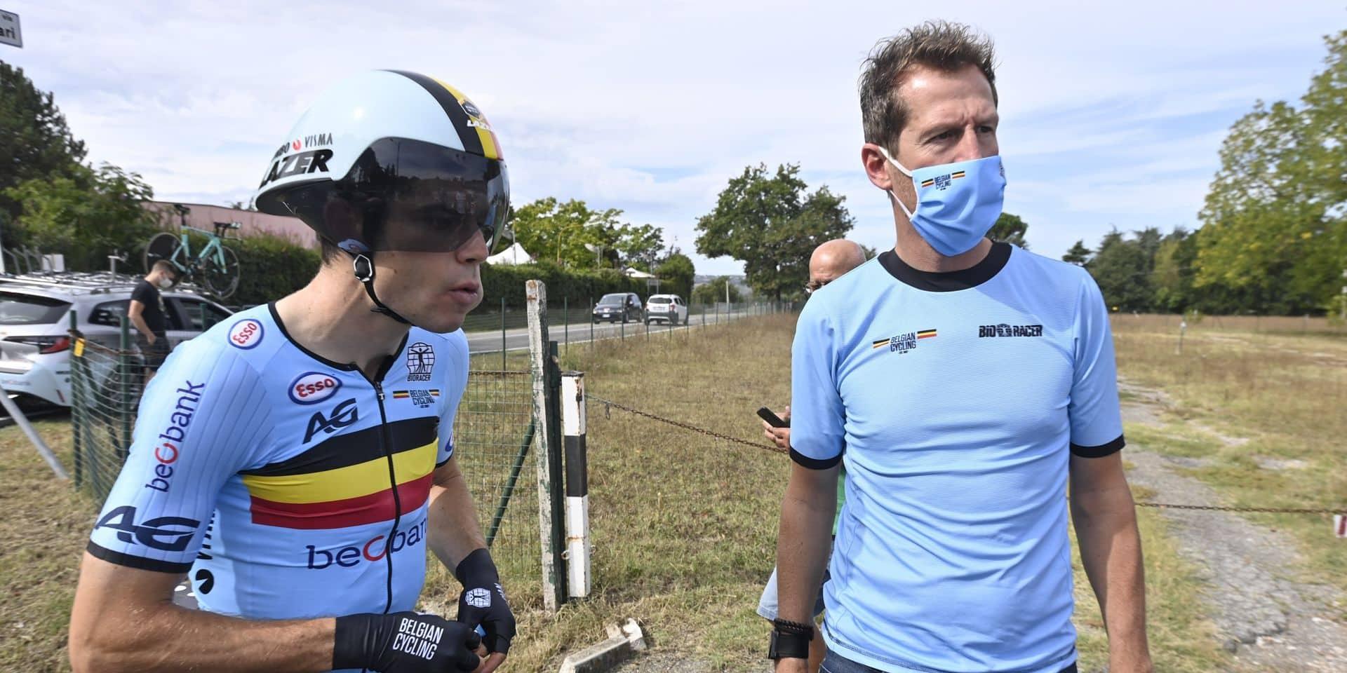 """Rik Verbrugghe ne veut pas voir les Belges prendre la course en main dimanche : """"Ne pas rouler comme les Jumbo-Visma…"""""""